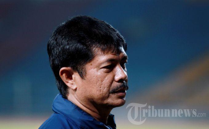Dikabarkan Tidak Akur Dengan Shin Tae Yong, Ini Jawaban Coach Indra Sjafri