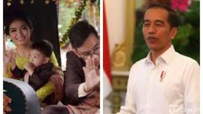 Doa Gibran untuk Jokowi yang Hari Ini Ulang Tahun ke 60, Sebut Tak Ada Perayaan : Wes Tuo