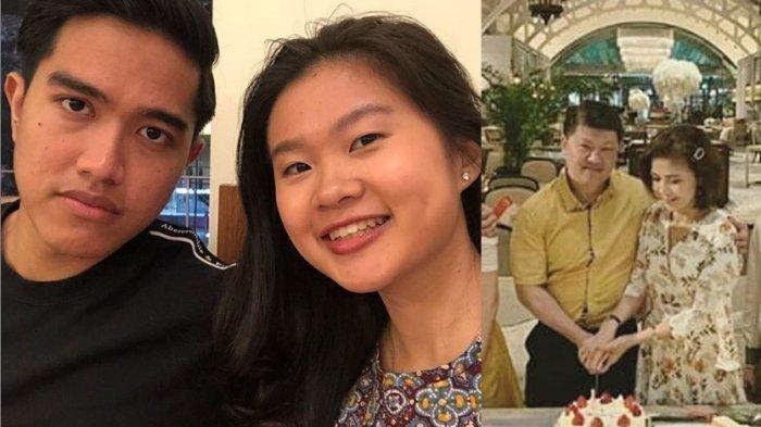 Ini Sosok Ibu Pacar dari Anak Bungsu Jokowi, Kaesang Pangarep, Felicia Tissue, Cantik dan Awet Muda