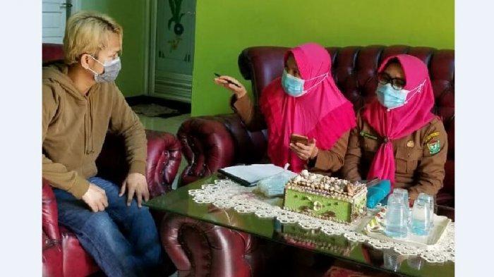 Leganya Adam Mahasiswa Prabumulih Lewati Masa Inkubasi, Bebas Virus Corona Beraktivitas Normal