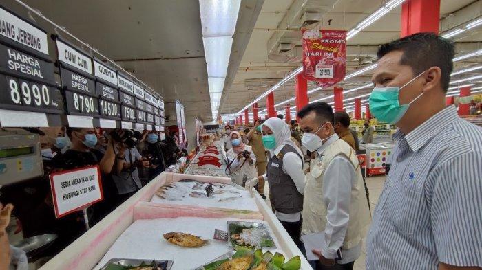 Inspeksi Wawako Palembang: Cek Dua Supermarket di Palembang, Nihil Temuan Zat Berbahaya