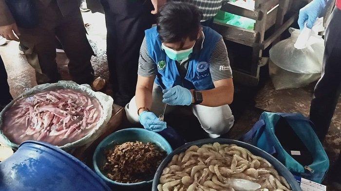 Sidak Jelang Lebaran di Pasar Kayuagung OKI, Berikut Daftar Harga Sembako
