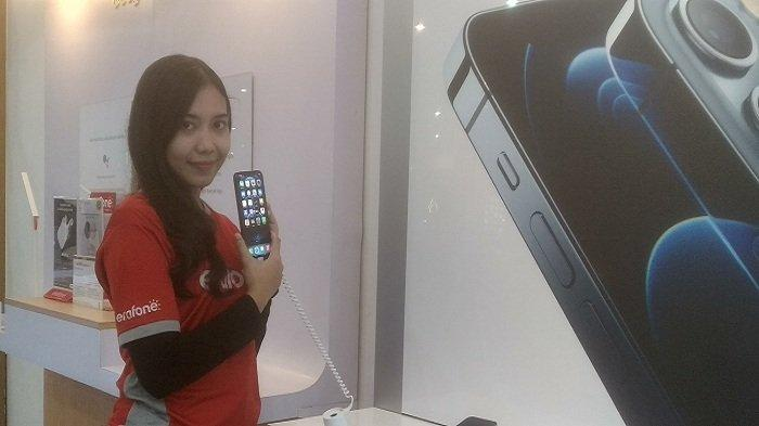 iPhone 12 Langsung Ludes Seketika, Warga Palembang Rela Indent, Berikut Keistimewaannya