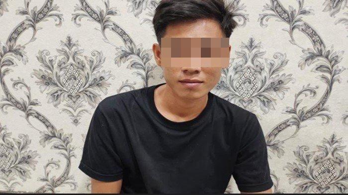 Buron Pembunuhan di Desa Simpang Kerta Mulya OKU Timur Ditangkap, Korban Dibacok Golok