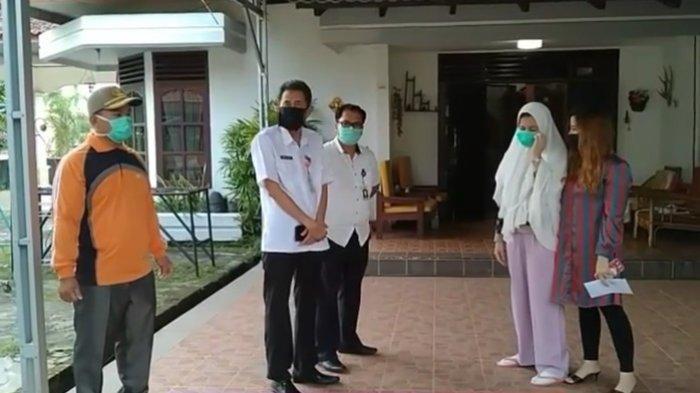 Istri Almarhum Dokter E di Prabumulih Sembuh Dari Covid-19