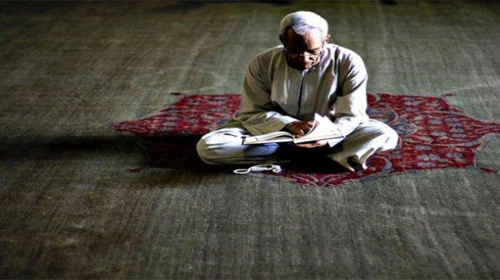 Doa Dan Tata Cara Lengkap I'tikaf Sambut Malam Lailatul Qadar dan Hal yang Bisa Membatalkan