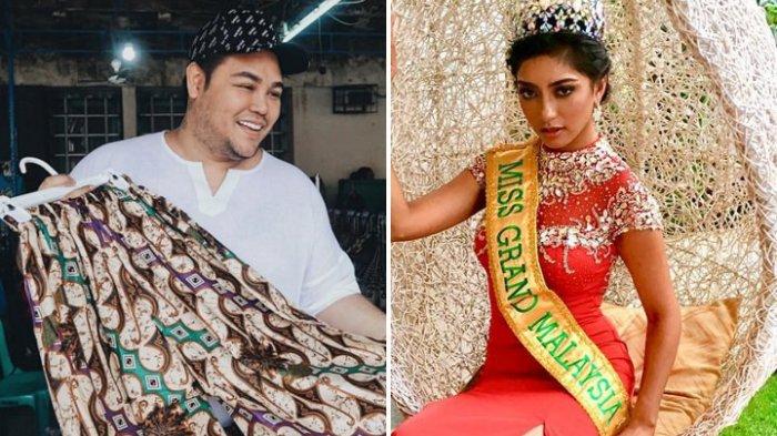 Reaksi Ivan Gunawan Soal Kontroversi Batik Dikecam, Miss Grand Malaysia Sampai Ucap 'Kebodohan'