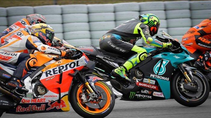 Jadwal Siaran Langsung MotoGP 2021 di Sirkuit Silverstone Inggris, Quartararo Jaga Asa Juara Dunia