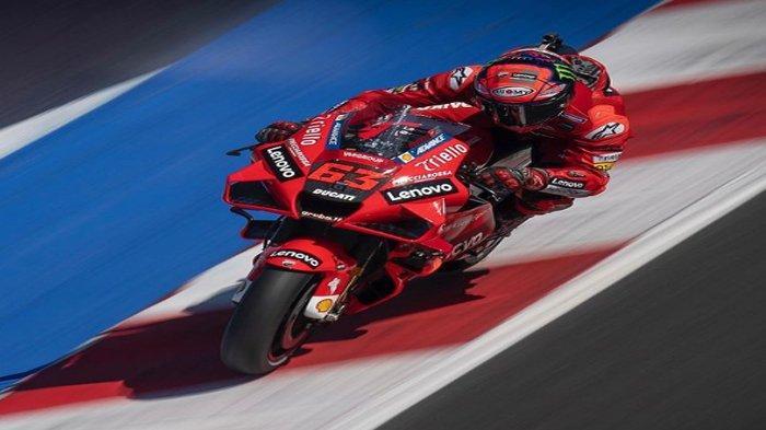 Jadwal, Jam Tayang dan Link Live Streaming Race MotoGP San Marino 2021 Akhir Pekan