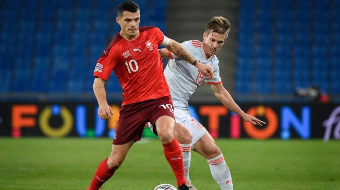 Jadwal Laga Perempat Final Euro 2020, Swiss vs Spanyol, La Furia Roja Harus Waspada