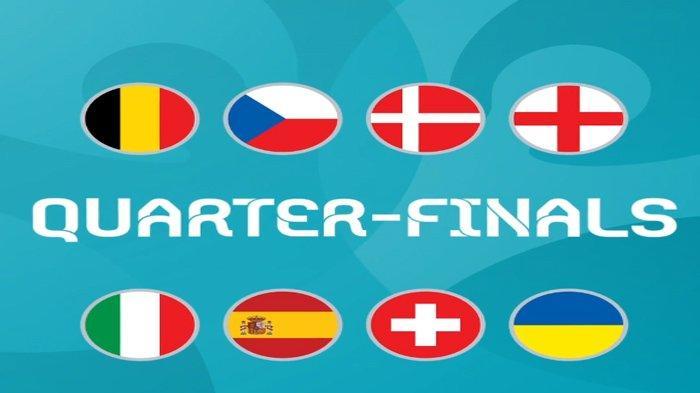 Bagan Piala Eropa 2020 Hingga Final : Inggris Berpotensi Tembus Final, Italia dan Spanyol Neraka