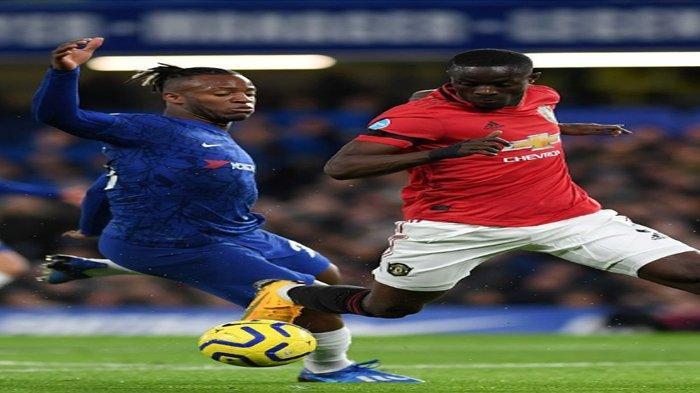 Jadwal Liga Inggris : Live Streaming Mola TV Chelsea vs Manchester United, Berikut Head to Head 2Tim