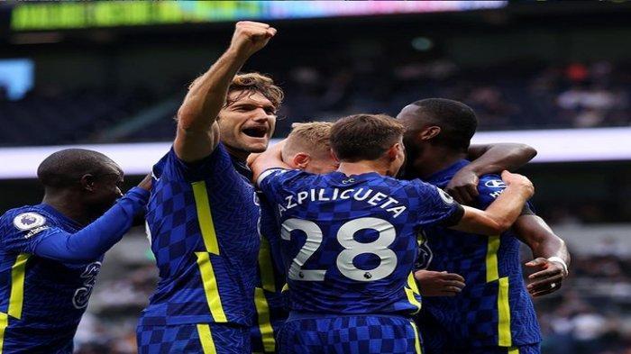 Jadwal Liga Inggris Pekan ke 6, ada Big Match Chelsea vs Manchester City, Arsenal vs Tottenham