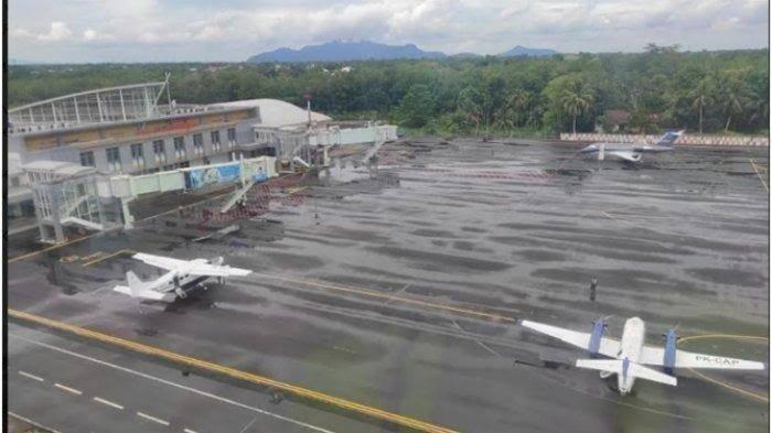 Syarat dan Jadwal Penerbangan Bandara Silampari Lubuklinggau, Mulai 14 Oktober