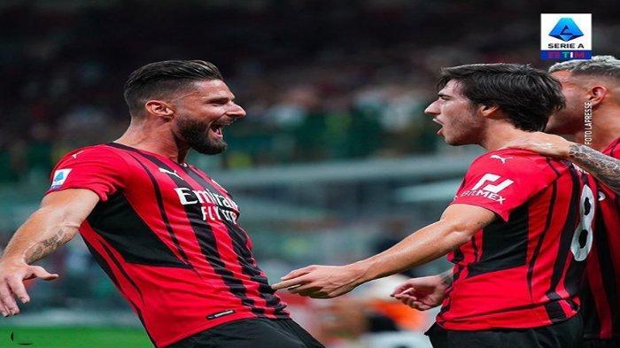 Prediksi dan Head to Head (H2H) Juventus vs AC Milan, Jadwal Liga Italia Serie A Pekan ke-4