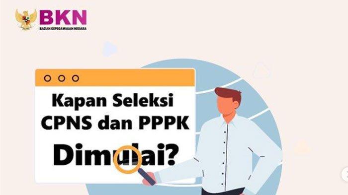 BKN Benarkan Akhir Bulan Mei Akan Ada Pembukaan CPNS di Sumsel