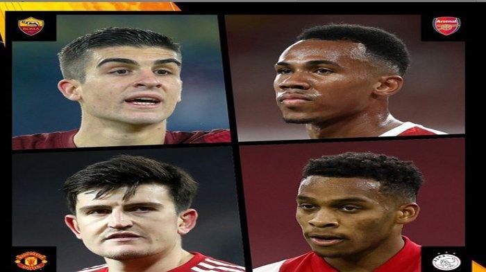 Jadwal Sepakbola Malam Ini : Perempatfinal UEL Arsenal vs Slavia Praha & Man United vs Granada