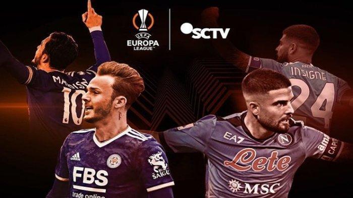 Jadwal Siaran Langsung Liga Europa Malam ini : ada Galatasaray vs Lazio, Leicester City vs Napoli