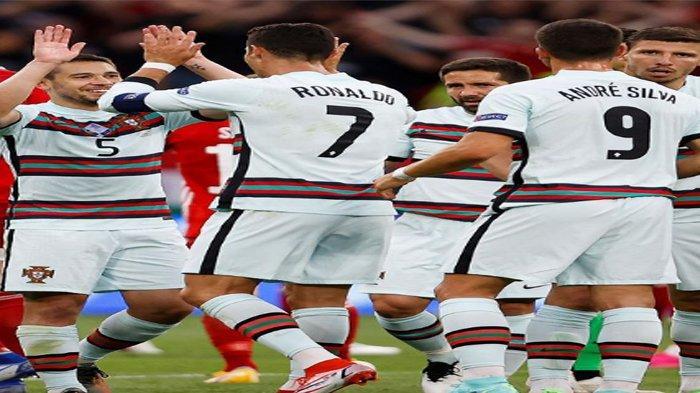 Melihat Calon Top Skor di Final Euro 2020 Italia vs Inggris, Cristiano Ronaldo Masih Dipuncak