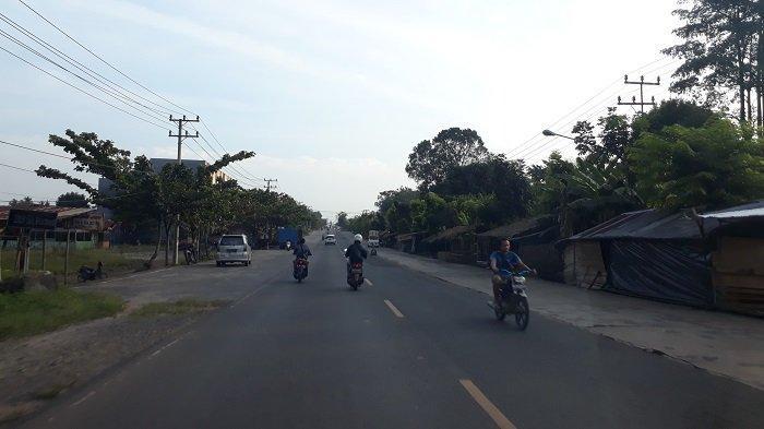 Pelebaran Jalan Sudirman Gerbang Masuk Prabumulih Masuk List Pembangunan