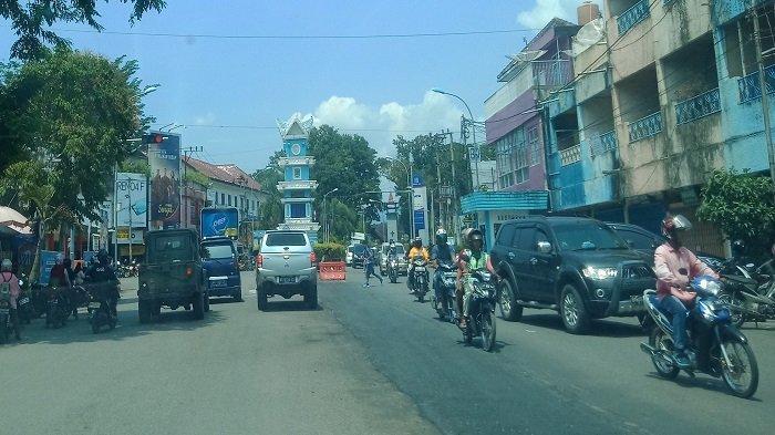 Uji Coba Mulai Oktober 2021, Penerapan Satu Arah Jalan Mayor Ruslan Lahat