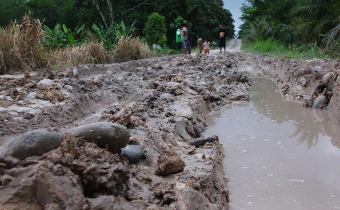 Dinas PUBM Anggarkan Rp 48 Miliar Perbaiki 50 KM Jalan Lubuklinggau