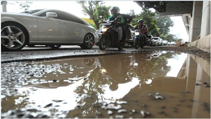 Lapor Jalan Rusak di Kota Palembang, Hubungi Nomor Layanan Ini