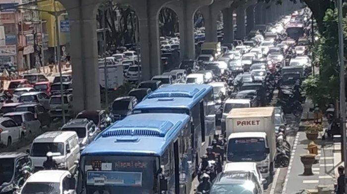 Atasi Macet Dalam Kota, Pemerintah Kota Palembang Bangun Jalan Lingkar Timur, Sako Baru-Mata Merah