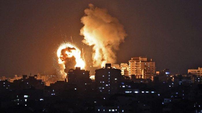 Perdana Menteri Israel Bersumpah Akan Terus Bombardir Palestina dengan Kekuatan Super Power