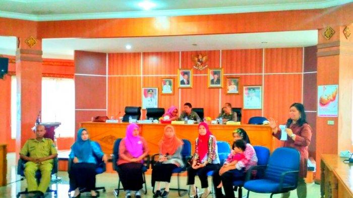 Demi Hidup Sehat Warga Jejawi Lakukan Arisan Jamban, Berantas WC Cemplung