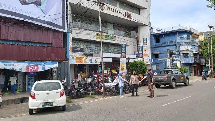 Sedang Naik Motor, Istri Anggota Polisi Dijambret di Jalan Letkol Iskandar Palembang