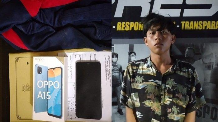 Kabur Usai Menjambret Wanita di Lubuklinggau, Raju Diringkus Polisi di Palembang