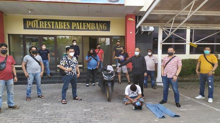 Takut Diburu Polisi Usai Menjambret, Pria di Palembang Kabur ke Bogor Jadi Penjaga Villa