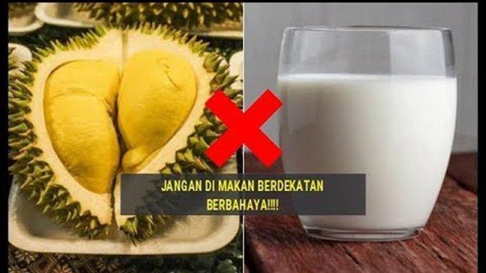 Jangan Makan Durian dengan 7 Makanan dan Minuman Ini, Bisa Sebabkan Kematian Mendadak