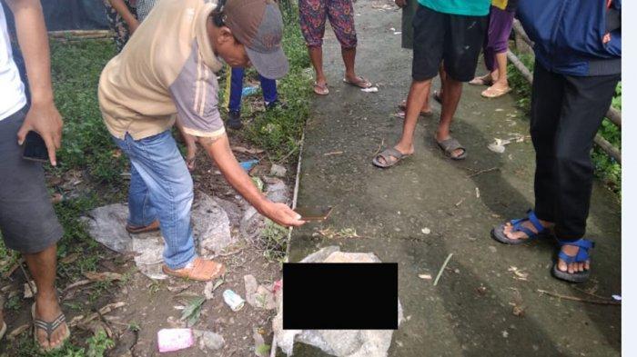 Jasad Bayi di Pinggir Sungai Musi, Diduga Sengaja Dihanyutkan