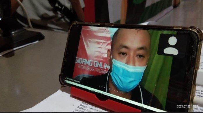 BREAKING NEWS: Jason Terdakwa Penganiaya Perawat Siloam Dituntut 2 Tahun Penjara