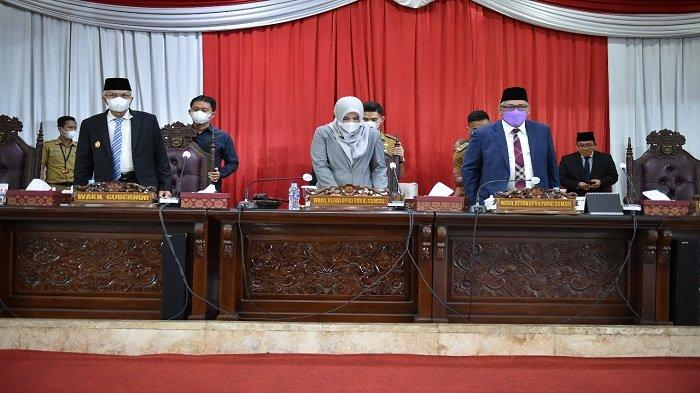 Jawaban Gubernur Terhadap Pandangan Umum Fraksi- fraksi di DPRD Sumsel