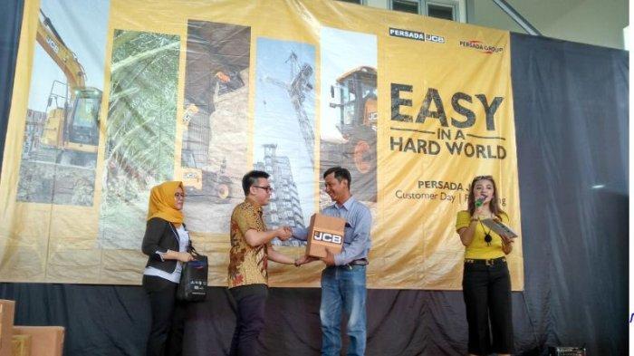Produk Terbaru Alat Berat JCB Persada, Dapatkan Promo Gratis Perawatan 2.000 Jam