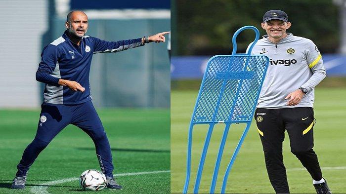 Jadwal Big Match Chelsea Vs Man City, Ini Rekor Pertemuan (H2H) Thomas Tuchel vs Pep Guardiola