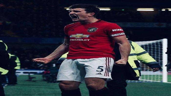 Jelang Chelsea Vs Manchester United Malam Ini, Harry Maguire Optimis Rusak Gawang The Blues
