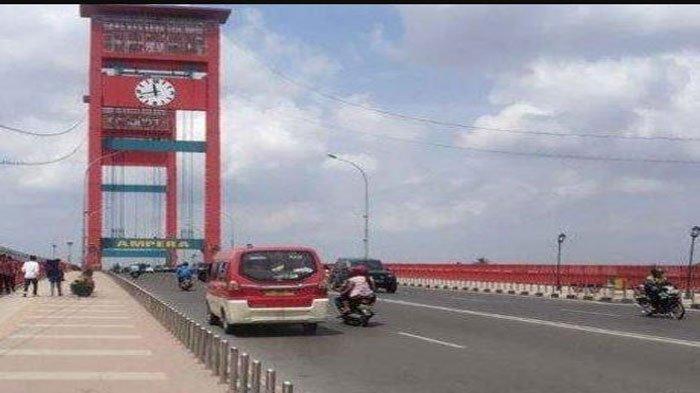 Hari Ulang Tahun (HUT) Kota Palembang Tanggal Berapa? Ini Sejarah, Arti Lambang Kota Palembang