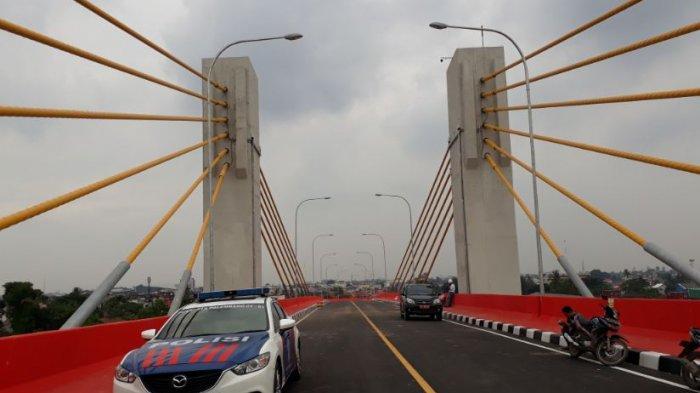 Jembatan Musi 4 dan Musi 6 Palembang Tidak Dibuka Saat Malam Tahun Baru