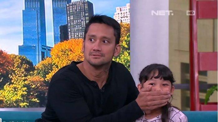Tora Sudiro Dapat Ancaman dari Putri Bungsunya Karena Kebiasaan Ini, Berani Sekali