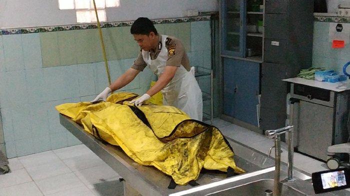 Kesedihan Tari Lihat Jenazah Ibunya di Kamar Mayat, 4 Hari Lagi Pegawai Bank Ini Dilamar