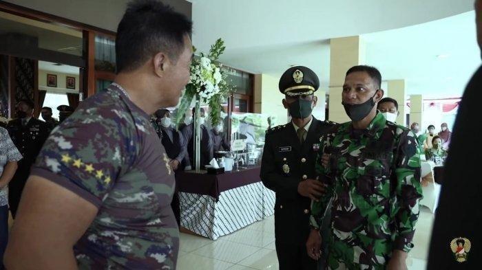 10 Perwira TNI Rangkap Jabatan Sipil, Jenderal Andika Jadi Komut PT Pindad
