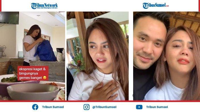 Jenita Janet Nangis Lagi Gegara Suami, Kejutan Bertubi-tubi dari Danu Sofwan: Sekarang Tangis Haru