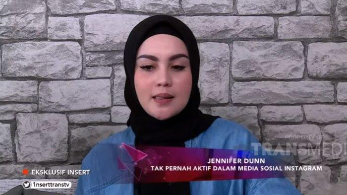 Bak Kena Batunya!  Jennifer Dunn Ungkap Jerit Hati Jadi Istri Faisal Harris: 'Sebangsatnya Aku'