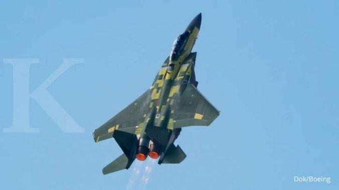 Indonesia Beli 8 Jet Tempur F-15EX, Super Canggih dari F-15, Sama dengan Angkatan Udara Amerika