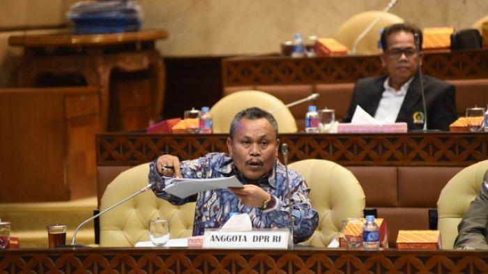 Nasib Jhoni Allen Marbun yang Bakal Didepak Dari DPR RI, Usai Dipecat Oleh Partai Demokrat
