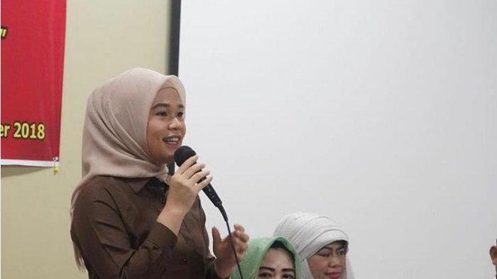 Profil dan Sosok Jialyka Maharani, Calon Anggota DPD RI Wakil Sumsel, Junior Berusia 22 Tahun